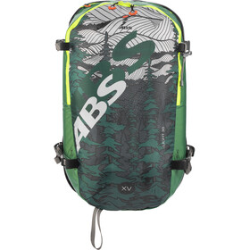 ABS s.LIGHT Compact Zaino airbag 30l verde
